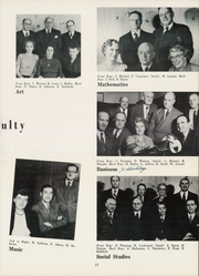Page 15, 1951 Edition, West Rochester High School - W Yearbook (Rochester, NY) online yearbook collection
