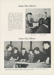 Page 17, 1951 Edition, West Rochester High School - W Yearbook (Rochester, NY) online yearbook collection