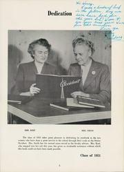 Page 9, 1951 Edition, West Rochester High School - W Yearbook (Rochester, NY) online yearbook collection