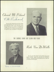 Page 11, 1953 Edition, West Rochester High School - W Yearbook (Rochester, NY) online yearbook collection