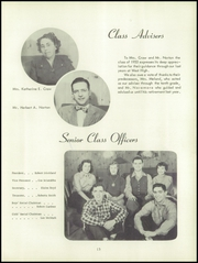 Page 17, 1953 Edition, West Rochester High School - W Yearbook (Rochester, NY) online yearbook collection