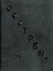 1954 Edition, West Rochester High School - W Yearbook (Rochester, NY)