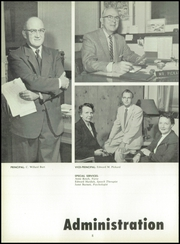 Page 12, 1957 Edition, West Rochester High School - W Yearbook (Rochester, NY) online yearbook collection