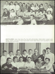 Page 15, 1957 Edition, West Rochester High School - W Yearbook (Rochester, NY) online yearbook collection