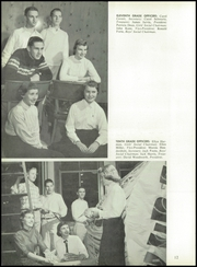 Page 16, 1957 Edition, West Rochester High School - W Yearbook (Rochester, NY) online yearbook collection