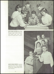 Page 17, 1957 Edition, West Rochester High School - W Yearbook (Rochester, NY) online yearbook collection