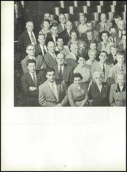 Page 8, 1957 Edition, West Rochester High School - W Yearbook (Rochester, NY) online yearbook collection