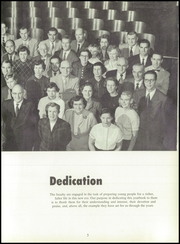 Page 9, 1957 Edition, West Rochester High School - W Yearbook (Rochester, NY) online yearbook collection
