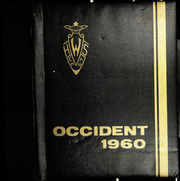 1960 Edition, West Rochester High School - W Yearbook (Rochester, NY)