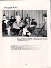 Page 106, 1966 Edition, West Rochester High School - W Yearbook (Rochester, NY) online yearbook collection