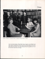 Page 109, 1966 Edition, West Rochester High School - W Yearbook (Rochester, NY) online yearbook collection