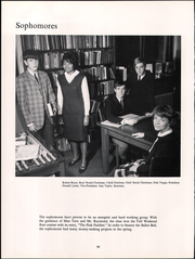 Page 54, 1966 Edition, West Rochester High School - W Yearbook (Rochester, NY) online yearbook collection