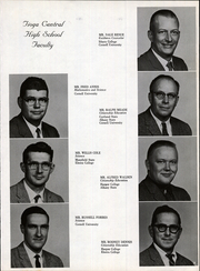 Page 11, 1961 Edition, Tioga Central High School - Tiogan Yearbook (Tioga Center, NY) online yearbook collection
