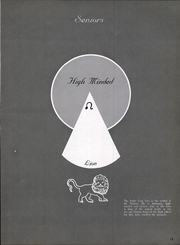 Page 17, 1961 Edition, Tioga Central High School - Tiogan Yearbook (Tioga Center, NY) online yearbook collection