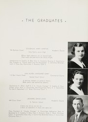 Page 17, 1938 Edition, Immaculate Heart Academy - Echo Yearbook (Watertown, NY) online yearbook collection