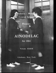 Page 3, 1964 Edition, Caledonia Mumford Central High School - Ainodelac Yearbook (Caledonia, NY) online yearbook collection