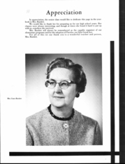 Page 7, 1964 Edition, Caledonia Mumford Central High School - Ainodelac Yearbook (Caledonia, NY) online yearbook collection