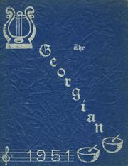 Lake George Central High School - Georgian Yearbook (Lake George, NY) online yearbook collection, 1951 Edition, Page 1