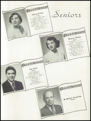 Page 11, 1951 Edition, Lake George Central High School - Georgian Yearbook (Lake George, NY) online yearbook collection