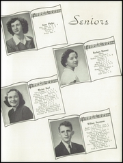 Page 7, 1951 Edition, Lake George Central High School - Georgian Yearbook (Lake George, NY) online yearbook collection
