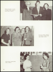 Page 14, 1955 Edition, Wheatland Chili Central School - Genoatk Yearbook (Scottsville, NY) online yearbook collection