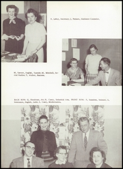 Page 12, 1956 Edition, Wheatland Chili Central School - Genoatk Yearbook (Scottsville, NY) online yearbook collection