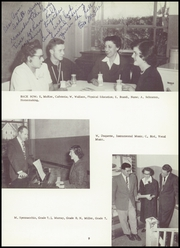 Page 13, 1956 Edition, Wheatland Chili Central School - Genoatk Yearbook (Scottsville, NY) online yearbook collection