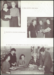 Page 14, 1956 Edition, Wheatland Chili Central School - Genoatk Yearbook (Scottsville, NY) online yearbook collection