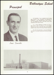 Page 16, 1956 Edition, Wheatland Chili Central School - Genoatk Yearbook (Scottsville, NY) online yearbook collection