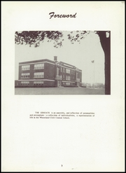 Page 7, 1956 Edition, Wheatland Chili Central School - Genoatk Yearbook (Scottsville, NY) online yearbook collection