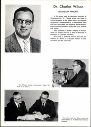 Page 12, 1963 Edition, Wheatland Chili Central School - Genoatk Yearbook (Scottsville, NY) online yearbook collection