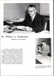 Page 13, 1963 Edition, Wheatland Chili Central School - Genoatk Yearbook (Scottsville, NY) online yearbook collection