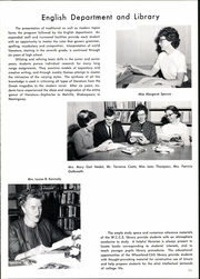 Page 15, 1963 Edition, Wheatland Chili Central School - Genoatk Yearbook (Scottsville, NY) online yearbook collection