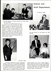 Page 16, 1963 Edition, Wheatland Chili Central School - Genoatk Yearbook (Scottsville, NY) online yearbook collection