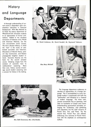 Page 17, 1963 Edition, Wheatland Chili Central School - Genoatk Yearbook (Scottsville, NY) online yearbook collection