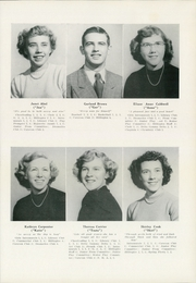 Page 11, 1950 Edition, Fort Plain High School - Portrait Yearbook (Fort Plain, NY) online yearbook collection