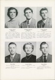 Page 12, 1950 Edition, Fort Plain High School - Portrait Yearbook (Fort Plain, NY) online yearbook collection