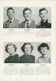 Page 15, 1950 Edition, Fort Plain High School - Portrait Yearbook (Fort Plain, NY) online yearbook collection