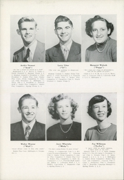 Page 16, 1950 Edition, Fort Plain High School - Portrait Yearbook (Fort Plain, NY) online yearbook collection