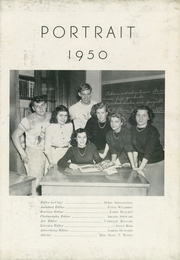 Page 3, 1950 Edition, Fort Plain High School - Portrait Yearbook (Fort Plain, NY) online yearbook collection