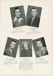Page 13, 1951 Edition, Fort Plain High School - Portrait Yearbook (Fort Plain, NY) online yearbook collection