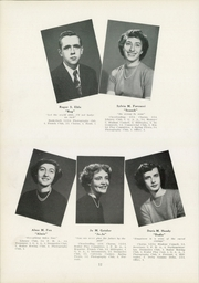 Page 14, 1951 Edition, Fort Plain High School - Portrait Yearbook (Fort Plain, NY) online yearbook collection