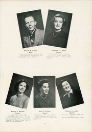 Page 15, 1951 Edition, Fort Plain High School - Portrait Yearbook (Fort Plain, NY) online yearbook collection