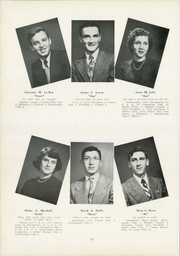Page 16, 1951 Edition, Fort Plain High School - Portrait Yearbook (Fort Plain, NY) online yearbook collection
