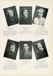 Page 17, 1951 Edition, Fort Plain High School - Portrait Yearbook (Fort Plain, NY) online yearbook collection
