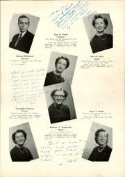 Page 15, 1952 Edition, Fort Plain High School - Portrait Yearbook (Fort Plain, NY) online yearbook collection