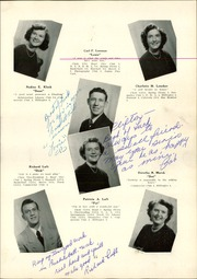 Page 17, 1952 Edition, Fort Plain High School - Portrait Yearbook (Fort Plain, NY) online yearbook collection