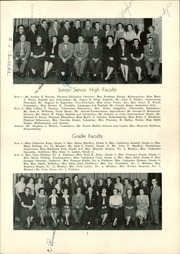 Page 9, 1952 Edition, Fort Plain High School - Portrait Yearbook (Fort Plain, NY) online yearbook collection