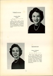 Page 13, 1953 Edition, Fort Plain High School - Portrait Yearbook (Fort Plain, NY) online yearbook collection