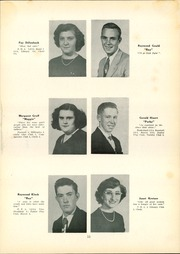 Page 15, 1953 Edition, Fort Plain High School - Portrait Yearbook (Fort Plain, NY) online yearbook collection